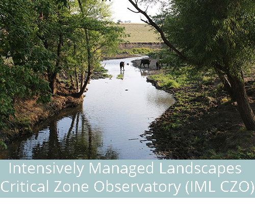 Intensively Managed Landscapes Critical Zone Observatory (IML CZO)