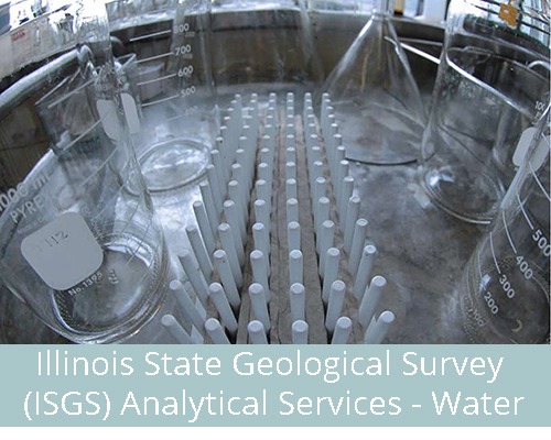 Illinois State Geological Survey (ISGS) Analytical Services – Water