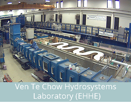 Ven Te Chow Hydrosystems Laboratory (EHHE)