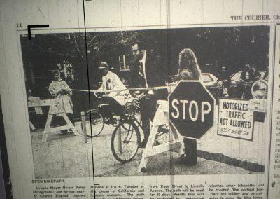 Bike Story Image 4- Bike Race 1973