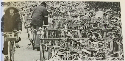 Bike Story Image 7- Bike Parking