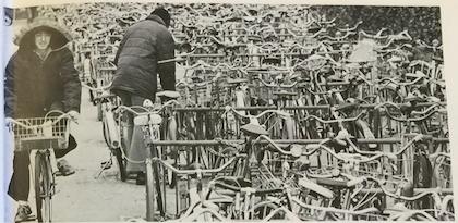 Bike Story Image 7- Bike Parking