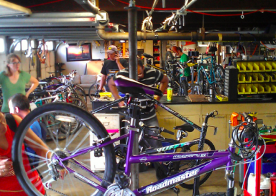 Bike Story Image 8 -Campus Bike Center