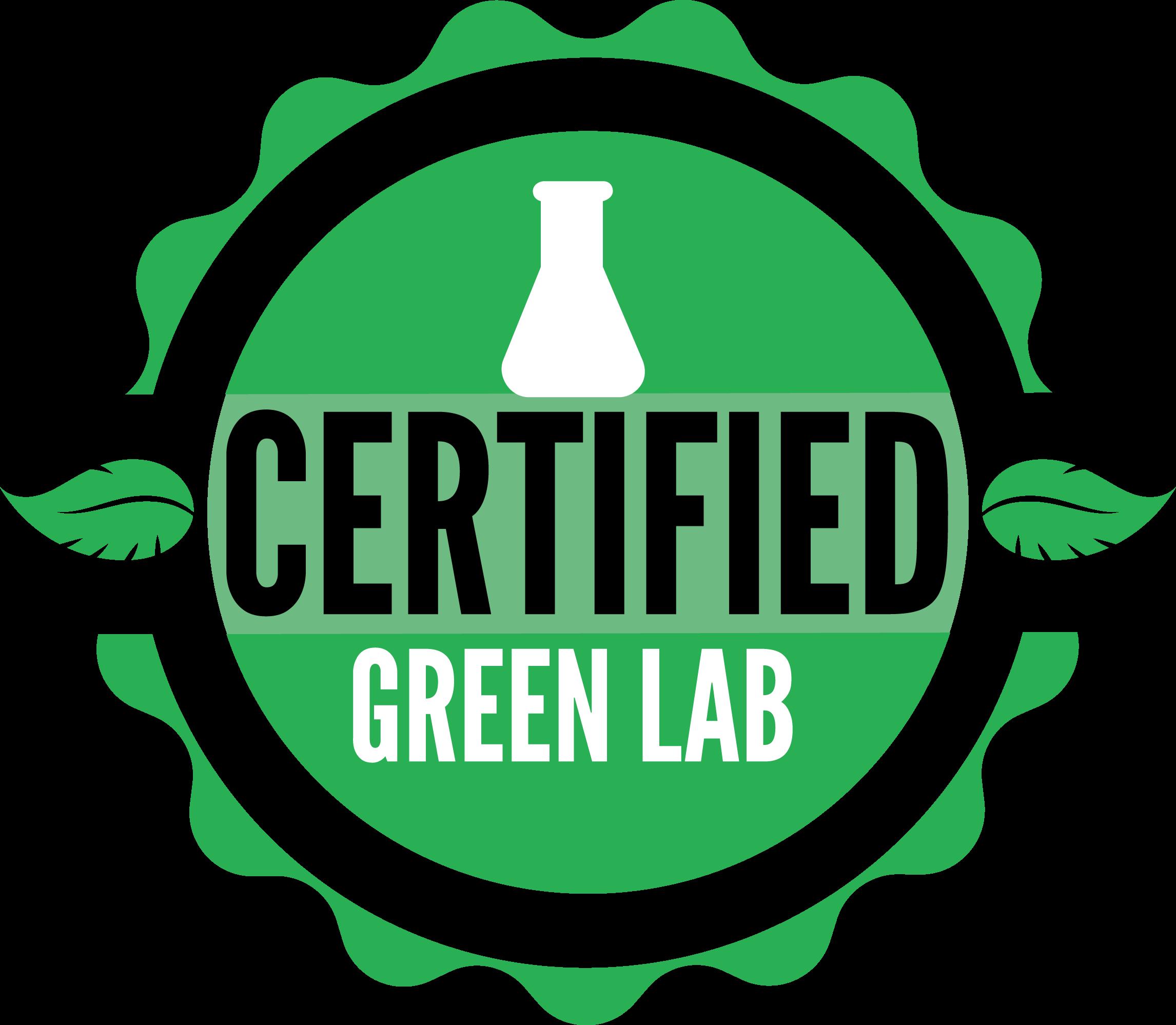 Certified Green Lab Program Illinois