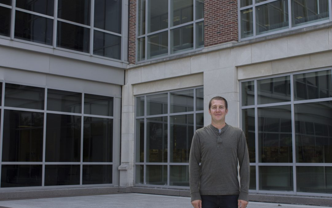 Mike Masters: Deeply Rooted in Sustainability, the U of I
