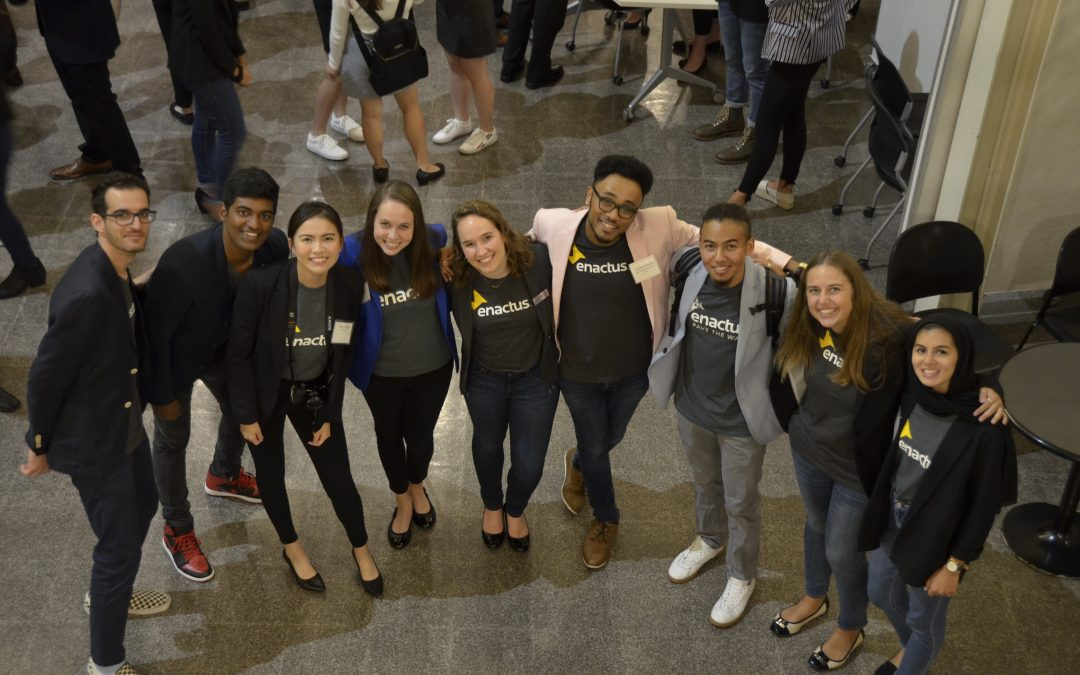 Enactus — Promoting Change Through Entrepreneurship on the U of I Campus