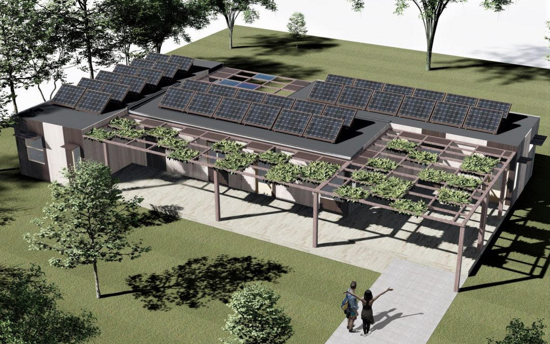 Illinois Solar Decathlon Builds Green