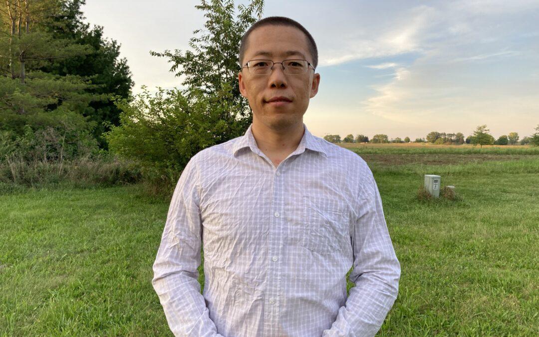 Sam Sun: Gathering Smarter Cropland Data